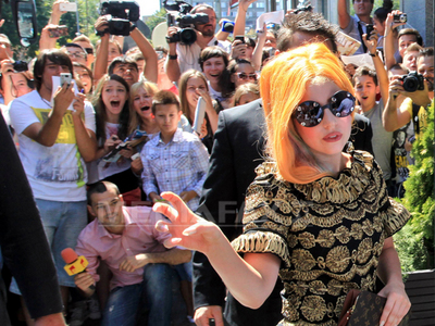 lady gaga romania bucharest concert free tickets