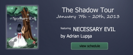 the shadow tour necessary evil by adrian lupsa